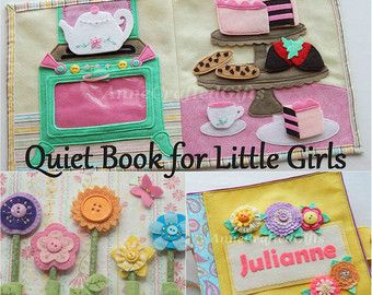 Fun handmade gifts for special little girls by AnneCraftedGifts
