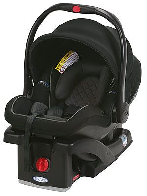 Video review for Graco SnugRide(R) 35 Platinum Infant Car Seat with TrueShield - Ion