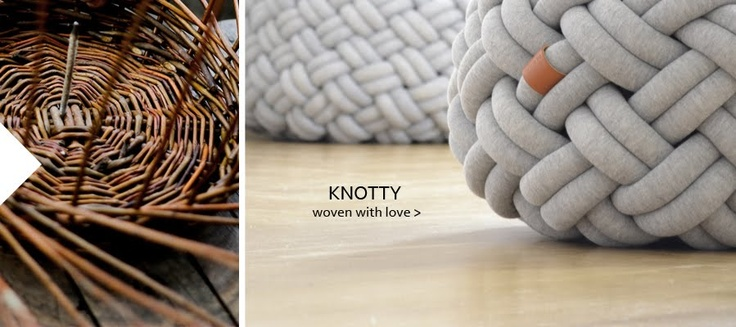 KNOTTY woven with love!