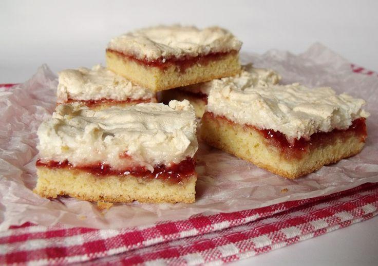 Citromhab: Louise sütemény