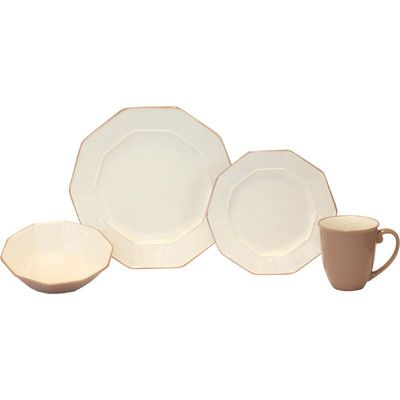 Baum Prisma 16 Piece Dinnerware Set & Reviews | Wayfair