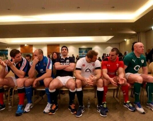 Captains RBS 6 Nations 2014. Grab last minute Rugby tickets at http://www.tikbuzz.co.uk/