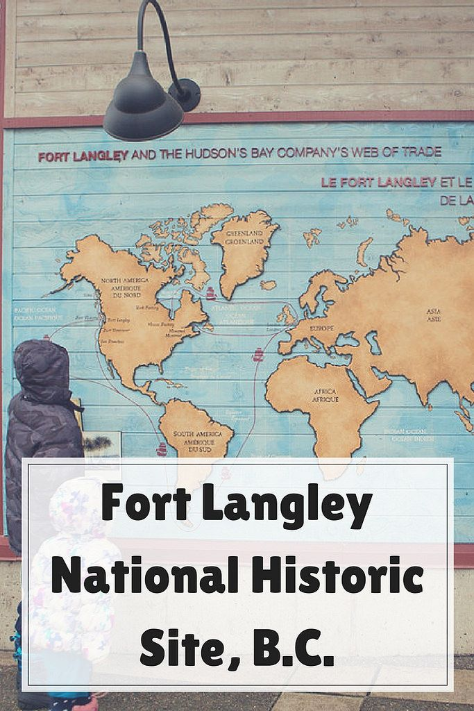 What to see and do in the Fort Langley National Historic Site in B.C.