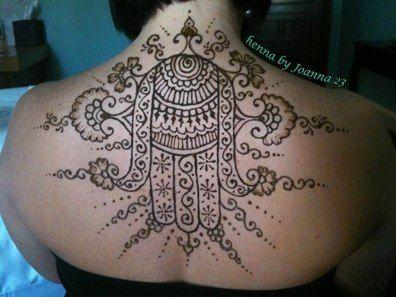 Индийские символы мехенди