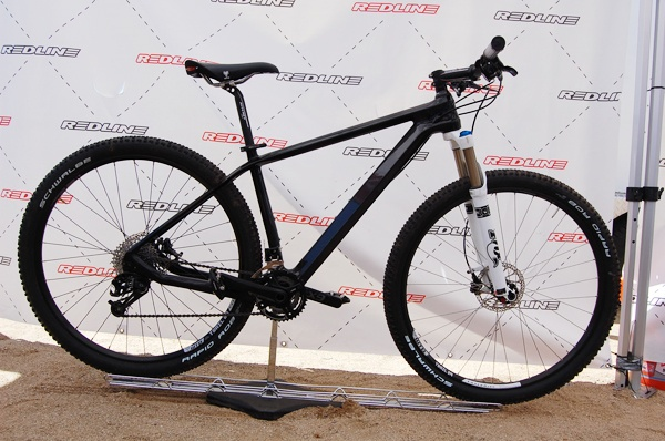 First Look: 2013 Redline D680 Carbon Mountian Bike