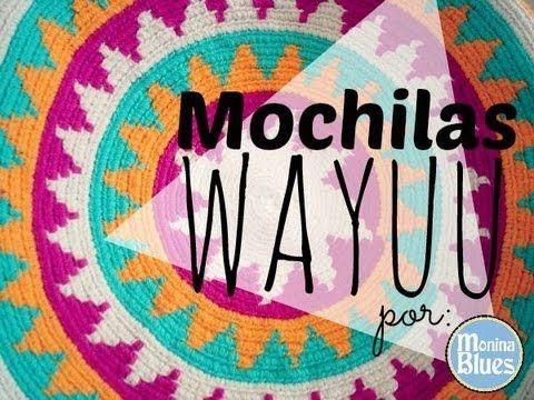 Mochilas Wayuu - Venta Online - YouTube