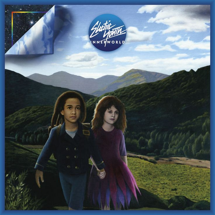 Innerworld (Deluxe Edition) by Electric Youth