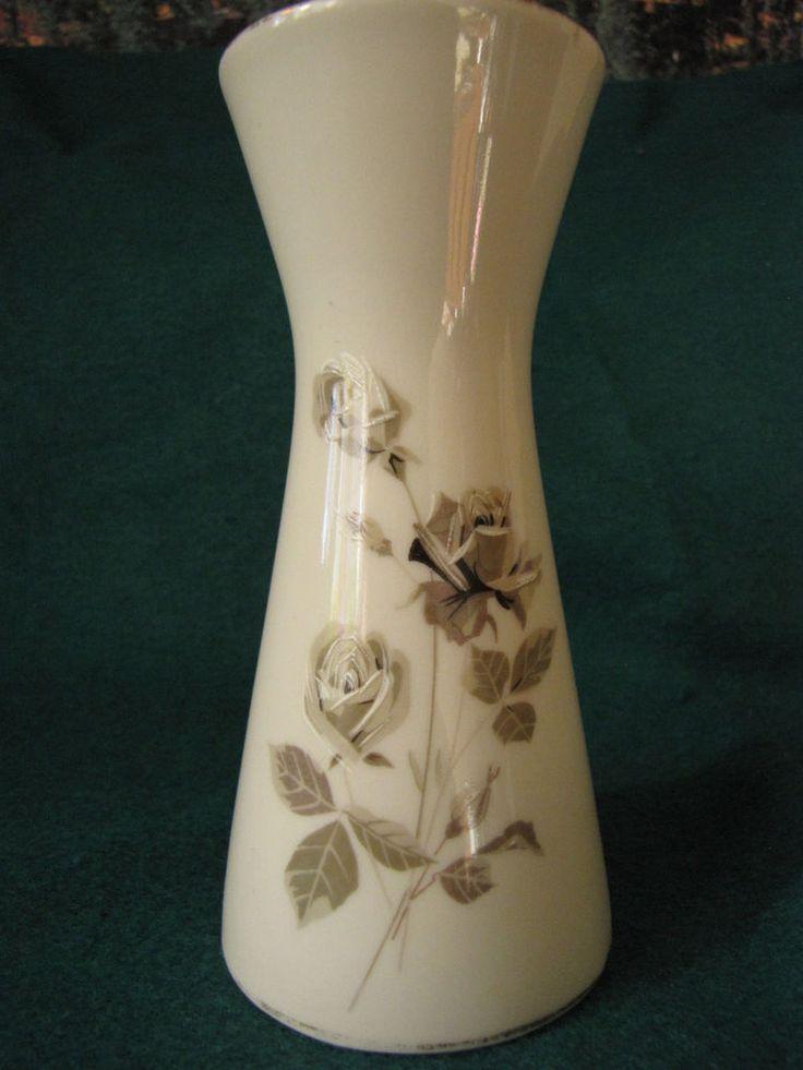 Vintage Royal Porzellan Km Bavaria Hand Painted Bud Vase Rose Best Bavaria Ideas