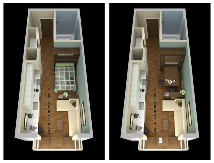 181 best tiny house blueprints studioloft images on pinterest the smartest space in san francisco lifeedited malvernweather Choice Image