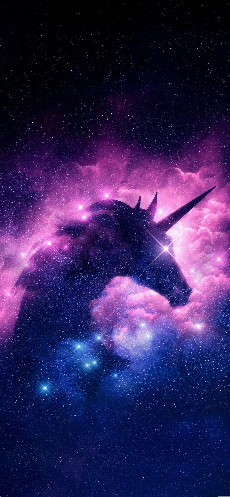 Pin By Alba On Covers Iphone Wallpaper Unicorn Galaxy Wallpaper Iphone Unicorn Wallpaper Cute