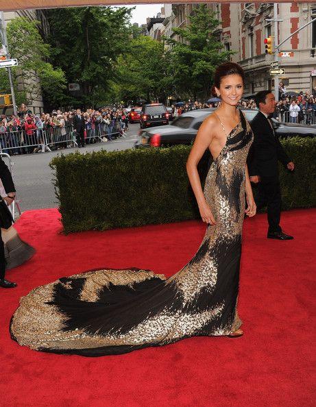 "Nina Dobrev Photos: NY: ""Schiaparelli And Prada: Impossible Conversations"" Costume Institute Gala"