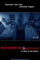 Paranormal Activity 3 Türkçe Dublaj izle