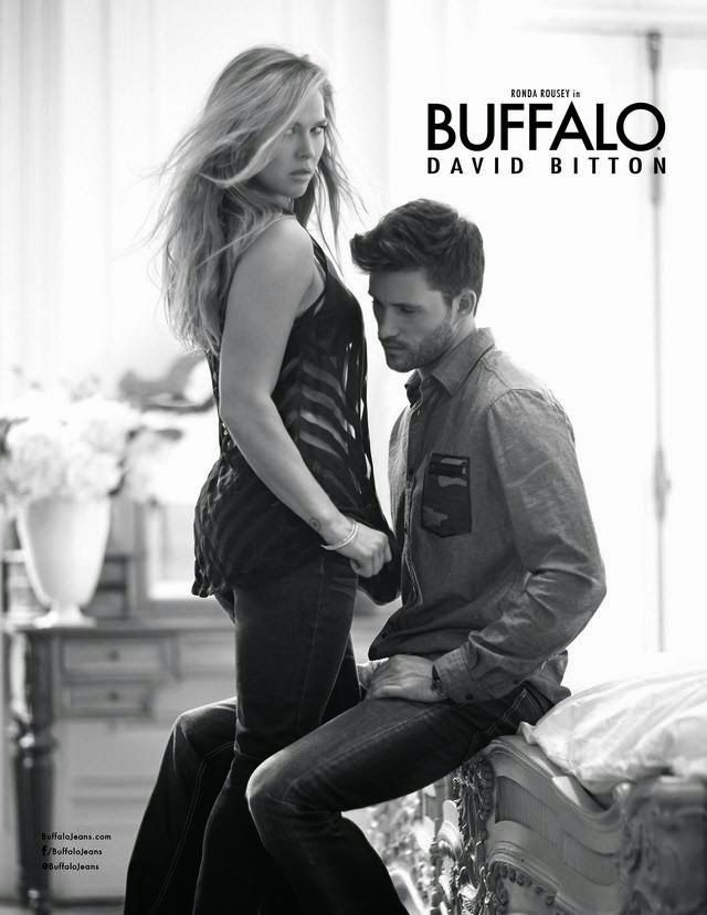 The Essentialist - Fashion Advertising Updated Daily: Buffalo Jeans Ad Campaign Holiday 2014