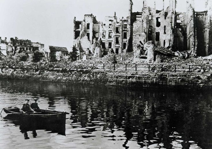 From the Spree, post WWII