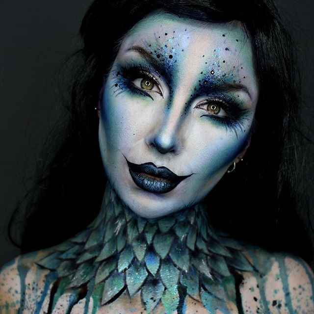 Best 10+ Pretty halloween makeup ideas on Pinterest | Halloween ...