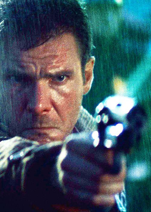 Deckard (Harrison Ford) - Blade Runner