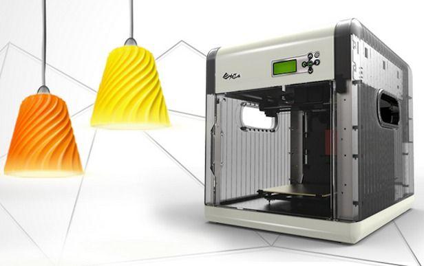 Stampante 3D XYZ Printing DA VINCI 1.0A Stampo 20x20x20 FFF 599 euro
