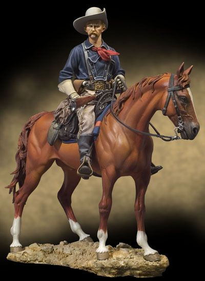 LAST CAVALRY LLC - Andrea Miniatures - Classics In 90MM - Son of the Morning Star - Custer, $201.00 (http://shop.lastcavalry.com/andrea-miniatures-classics-in-90mm-son-of-the-morning-star-custer/)