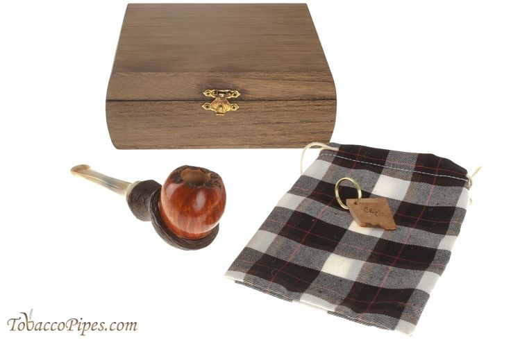"""TobaccoPipes.com - Owl Pipes """"The Stand Up Guy"""" Tobacco Pipe Gift Set, $169.99 (http://www.tobaccopipes.com/owl-pipes-the-stand-up-guy-tobacco-pipe-gift-set/)"""