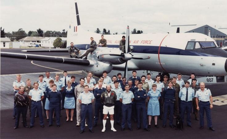 School of Air Navigation - February 1988