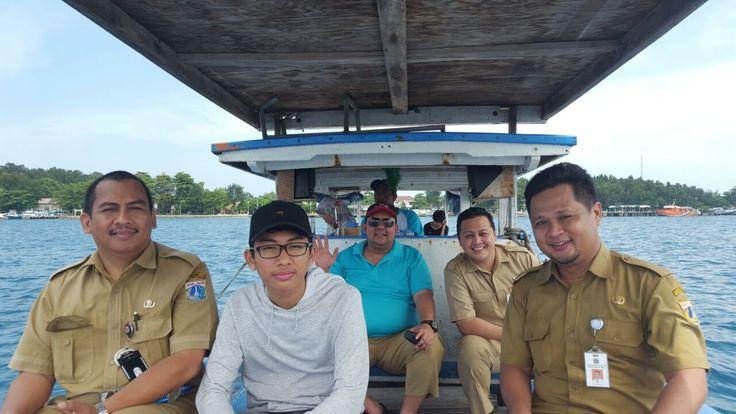 UPPRD Kepulauan Seribu on the move