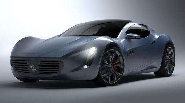Maserati Chicane Concept (IED) (2008)