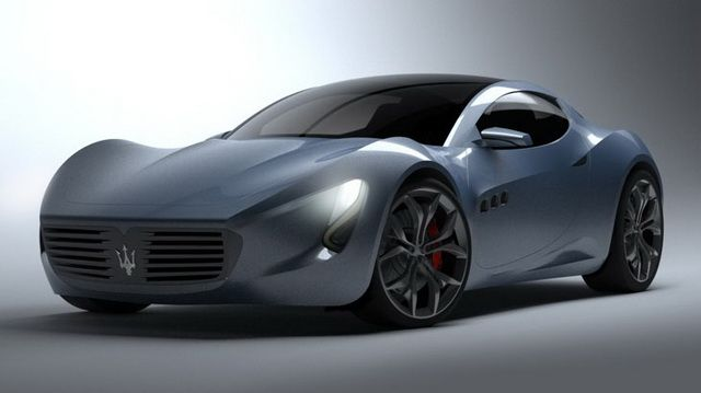 Maserati Chicane Concept (IED) (2008)