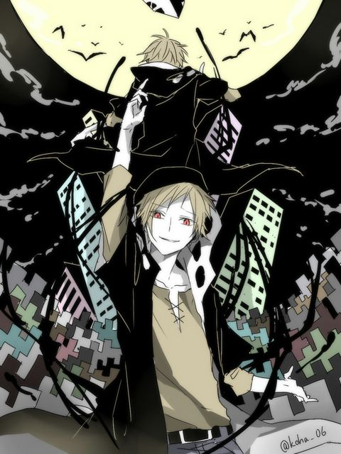 Anime Character 777 : Best images about shuuya kano on pinterest speak the