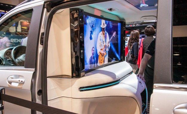 Mercedes Metris Van Confirmed for U.S., Four Wild SEMA Concepts ...