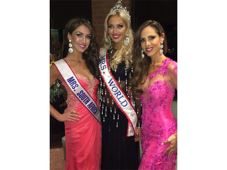 Mrs South Africa makes history at Mrs World | Boksburg Advertiser