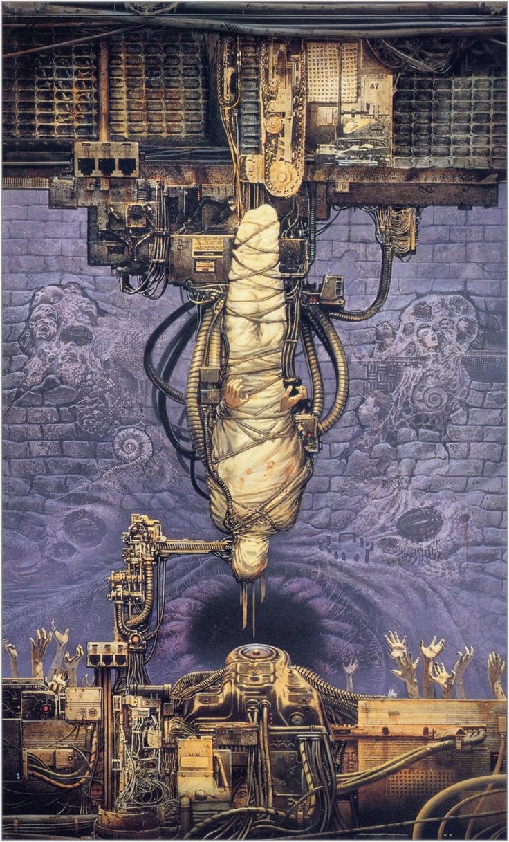 "11200:    Michael Whelan ""Sepultura"" - tribe.net"
