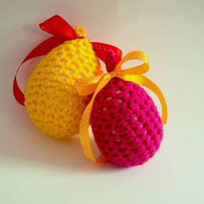 Wielkanocne jajka w naszym wydaniu ;)