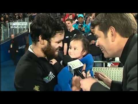 Campbell Live - All Blacks Win Rugby World Cup 2011