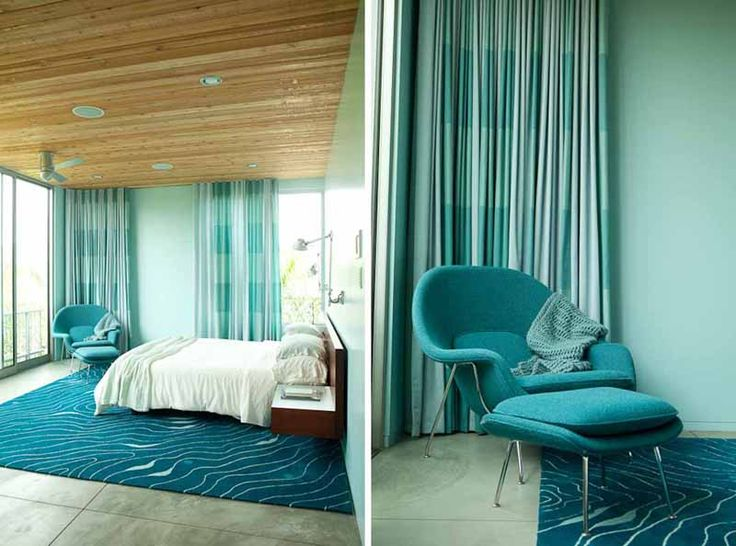 17 Best Images About Turquoise Bedrooms Ideas On Pinterest