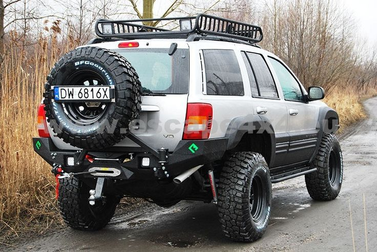 Rear bumper jeep wj. Awesome rear bumper but the Web site says they deliver across all Europe...I'm in U.S:/