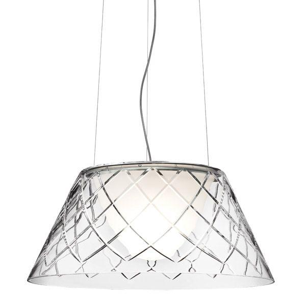 Lampe: Romeo Louis II Taklampe Designer: Phillippe Strack Leverandør: Flos År: 2003