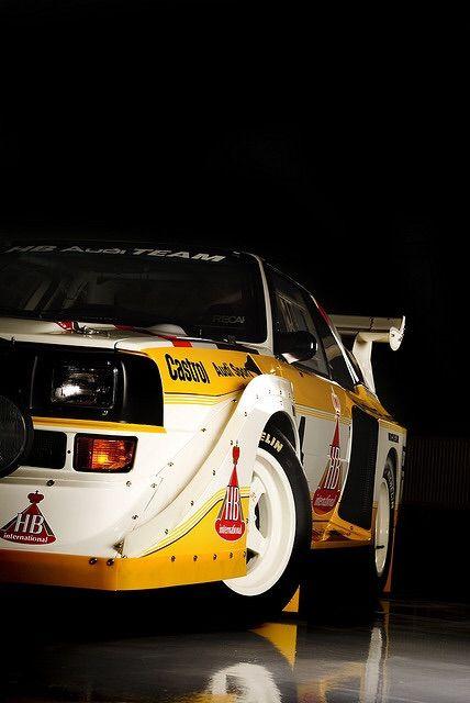 Audi Quattro Sport S1 Gruppe B✔️