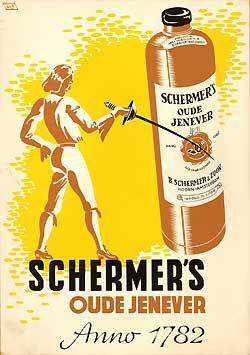 Schermer's oude jenever