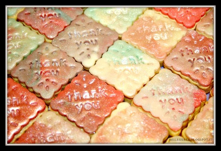 segnaposto edibili di ringraziamento - placeholder edible thank you
