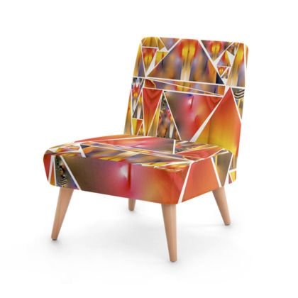 """Poltroncina """"Fortuna"""" Occasional Chair"""