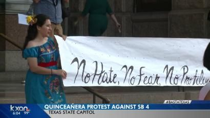 NPR Boosts Latina Teens' Pro-Illegal Immigration Protest in Texas