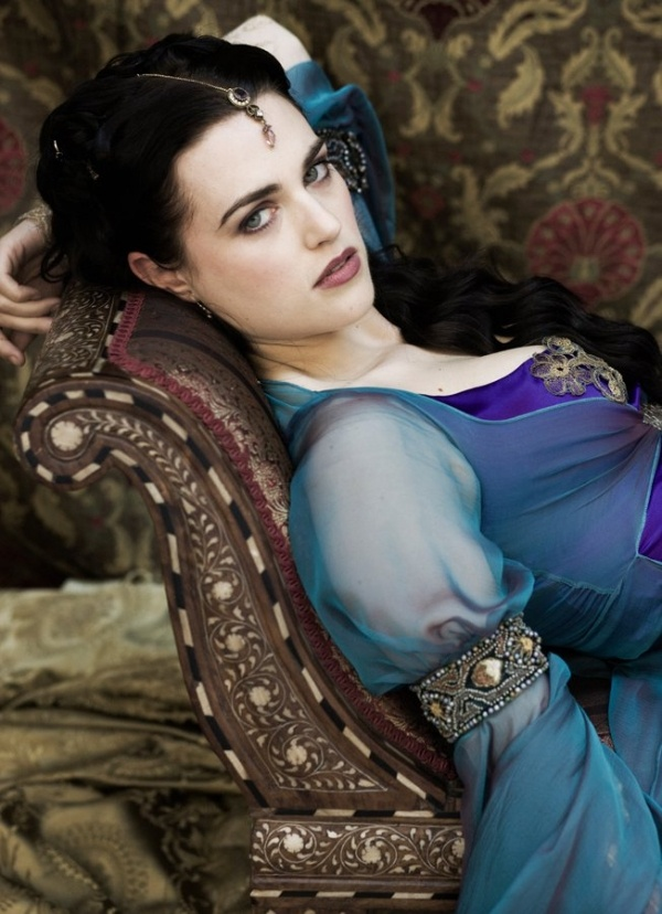 Shalott, The Lady of