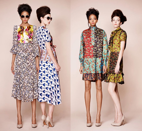 Duro Olowu - S/S 2013 collection
