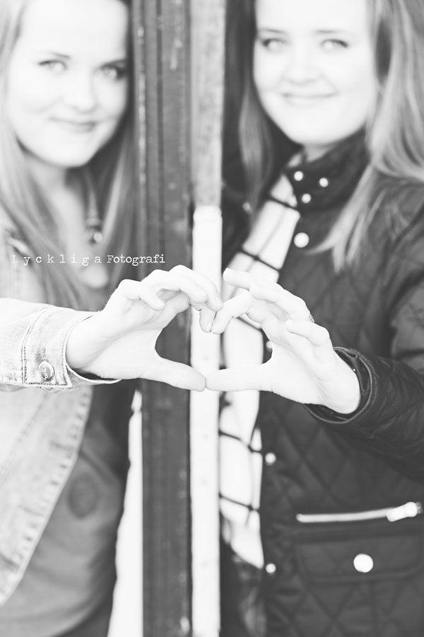 Sister Photoinspiration twins photoshoot