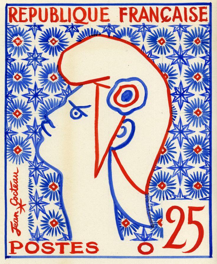 La Marianne de Cocteau