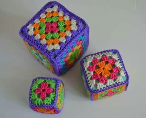 Amigurumi Cube Tutorial : 3472 beste afbeeldingen over Amigurumi op Pinterest ...