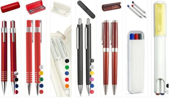 Promo pens from Chilli Ideas