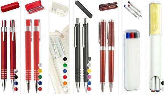 Promo pens from Chilli Ideas