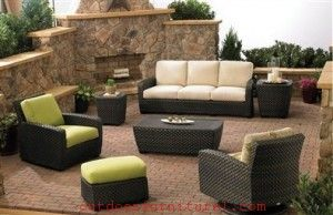 There is a lot of furniture which will enable you to change your backyard very easily.