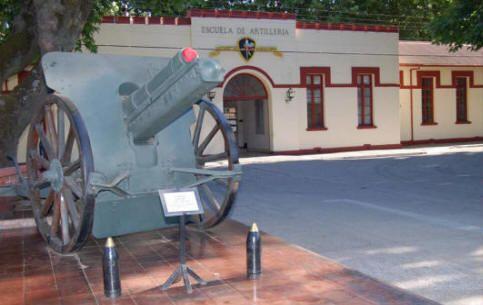 Escuela de Artillería.